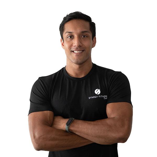Vishal Haria - Personal Trainer in Bangkok